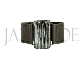 Браслет Cuero 3cm502 черный