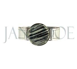 Браслет CueroR 3cm502 серебро